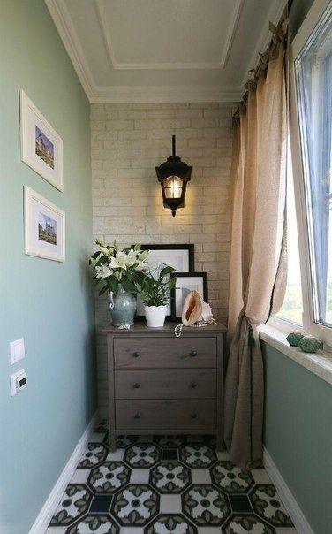 Идеи оформления балкона/лоджии - Дизайн интерьеров   Идеи вашего дома   Lodgers
