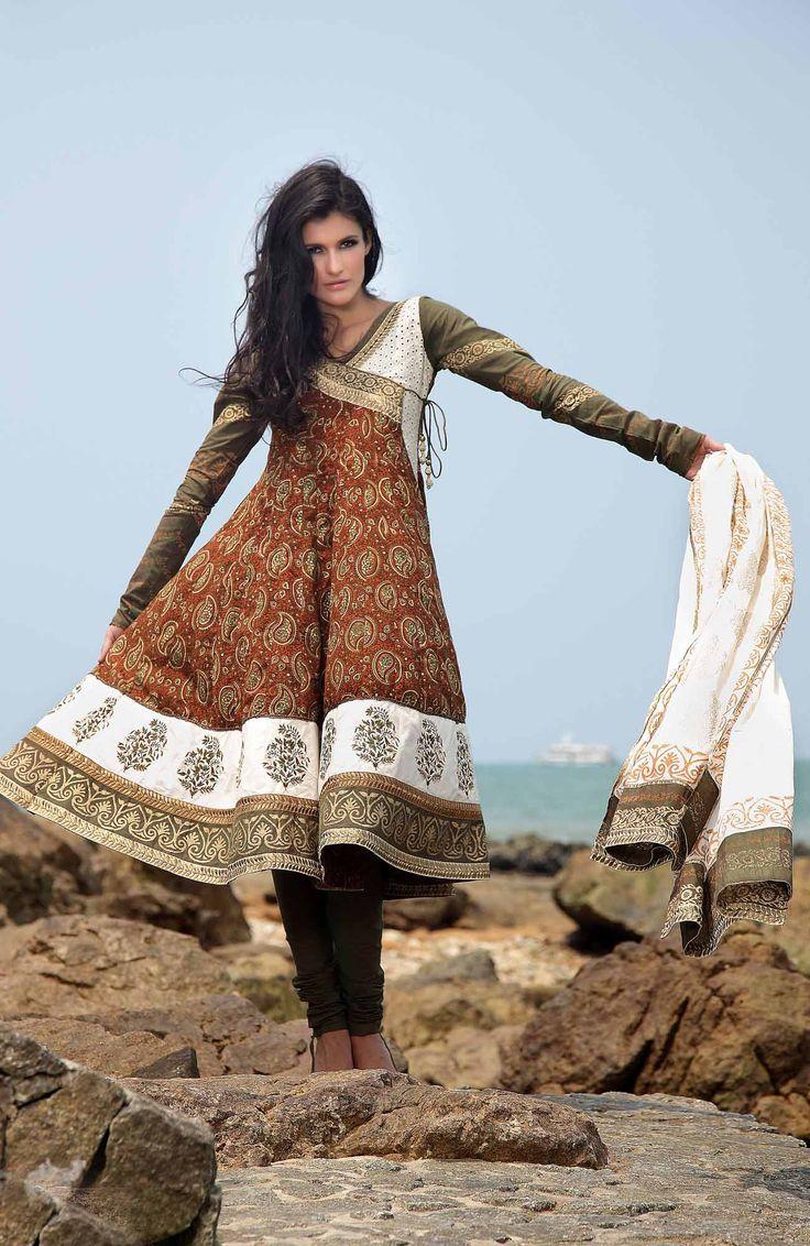 Salwar Kameez - WONDERFUL shape!