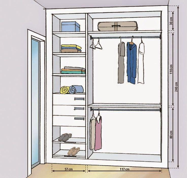 25 melhores ideias sobre closet barato no pinterest for Armarios pequenos baratos