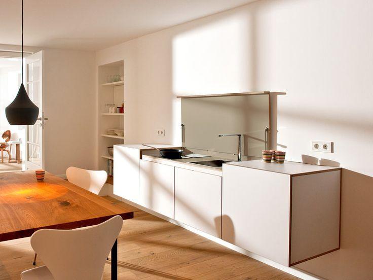 Best 25+ Modulküche ideas on Pinterest | Küchenmodule, Wasserfall ... | {Miniküche design 12}