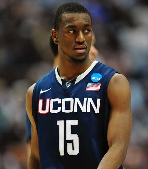 kemba walker | ... Kemba Walker during a timeout it seemed to fire up Walker and his