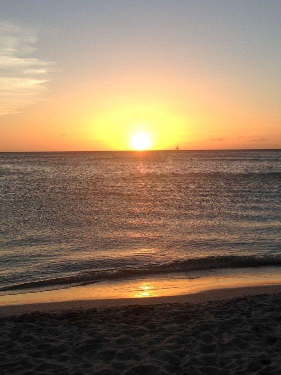 Anniversary Trip to Aruba @FoodBlogs
