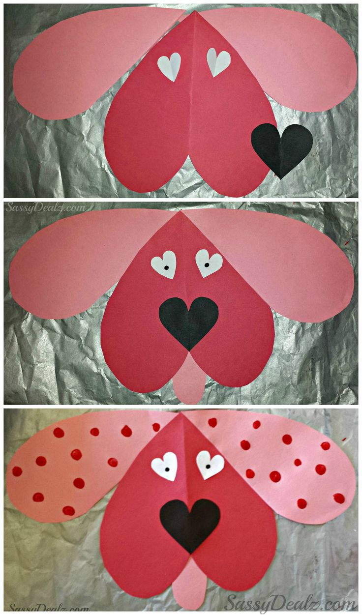 Easy valentine crafts for kindergarten - Find This Pin And More On Be My Valentine