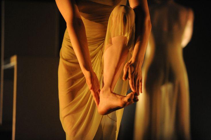 Our costumes for BATSHEVA Dance Company...  www.nataliecapell.com