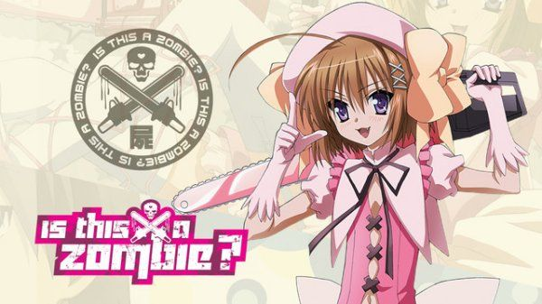 Complete 'Is This A Zombie?' Anime DVD Collection Announced