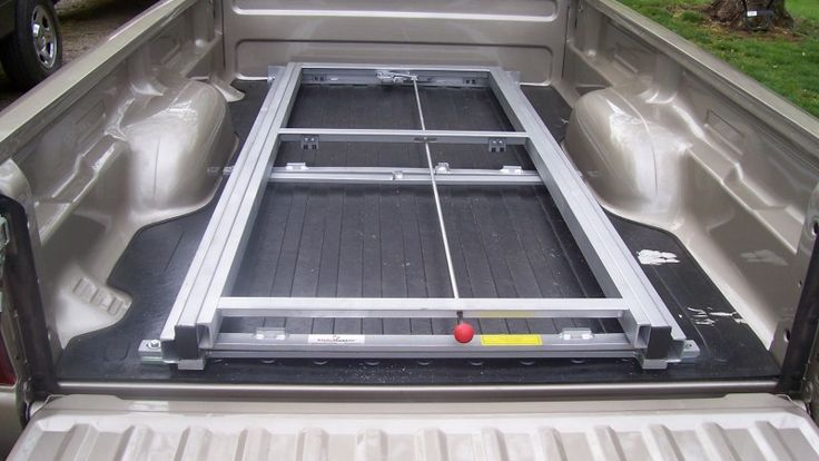 1000 Ideas About Truck Bed Storage On Pinterest Decked