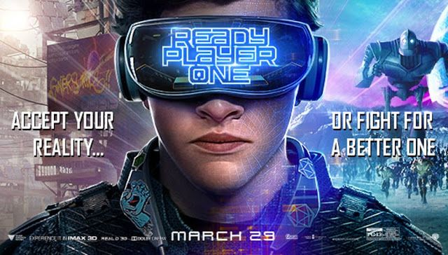 فيلم الخيال العلمي Ready Player One Ready Player One Ready Player One Movie Player One