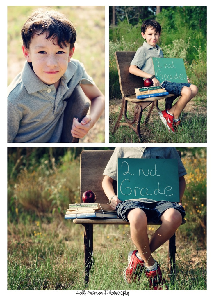 adorable back to school pictures