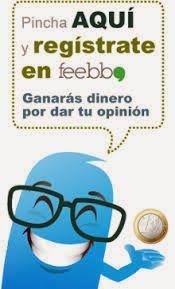 Gana dinero con encuestas con Feebbo Colombia.