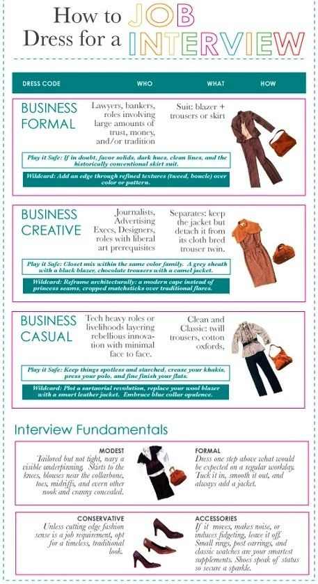 How to dress for a job interview via www.Facebook.com/CareerBliss and of course, do it for less at www.stylishlyfrugal.com where they sell fashionable new and pre-owned interview and office attire for great prices!