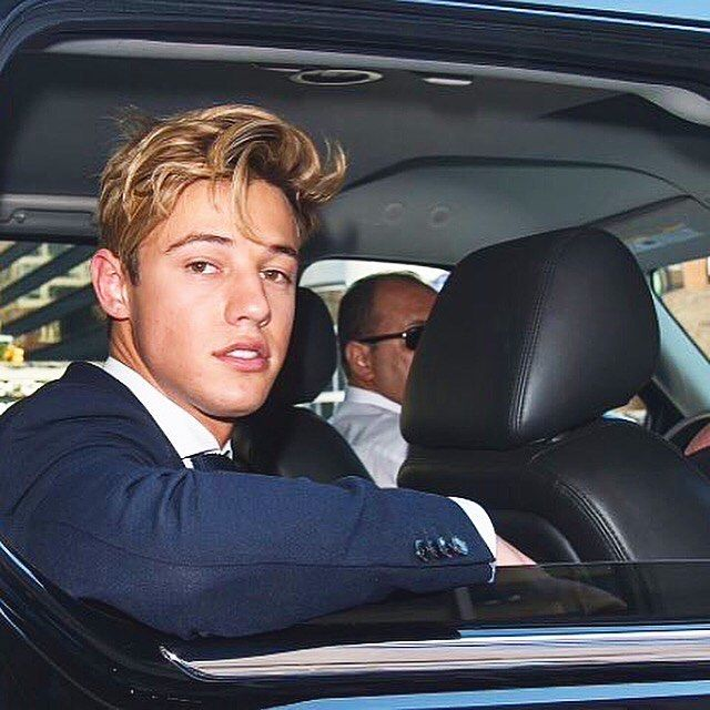 Messsssy hair cameron dallas