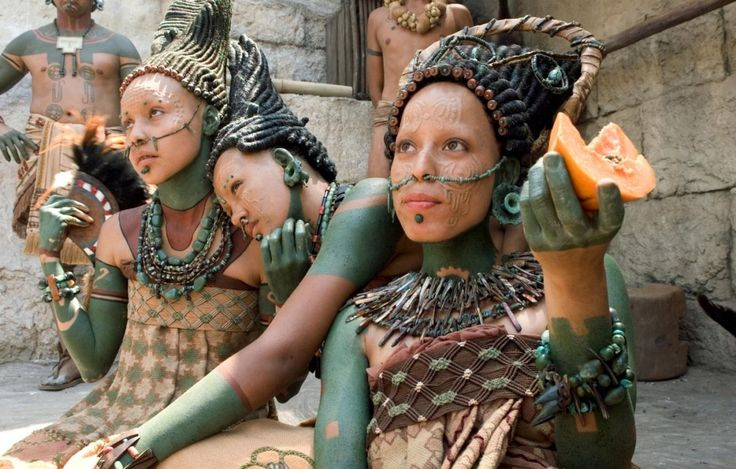 All About Mayan Culture