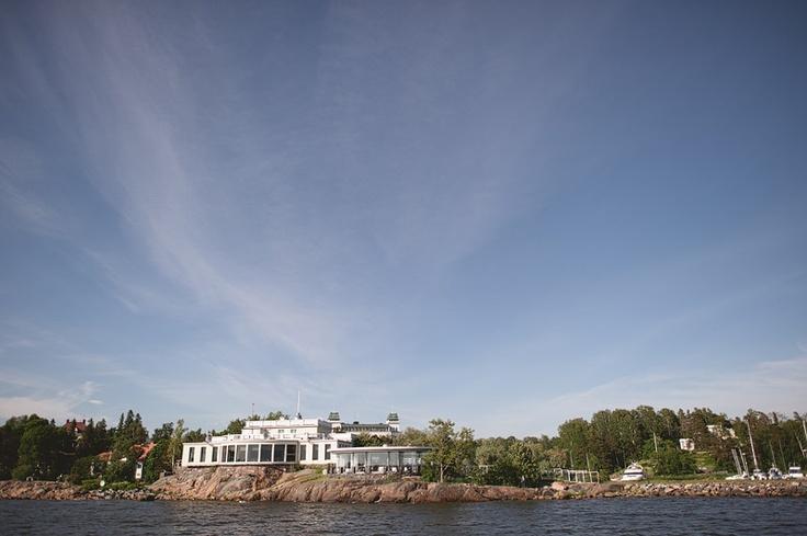 Kulosaaren Casino, Helsinki Finland