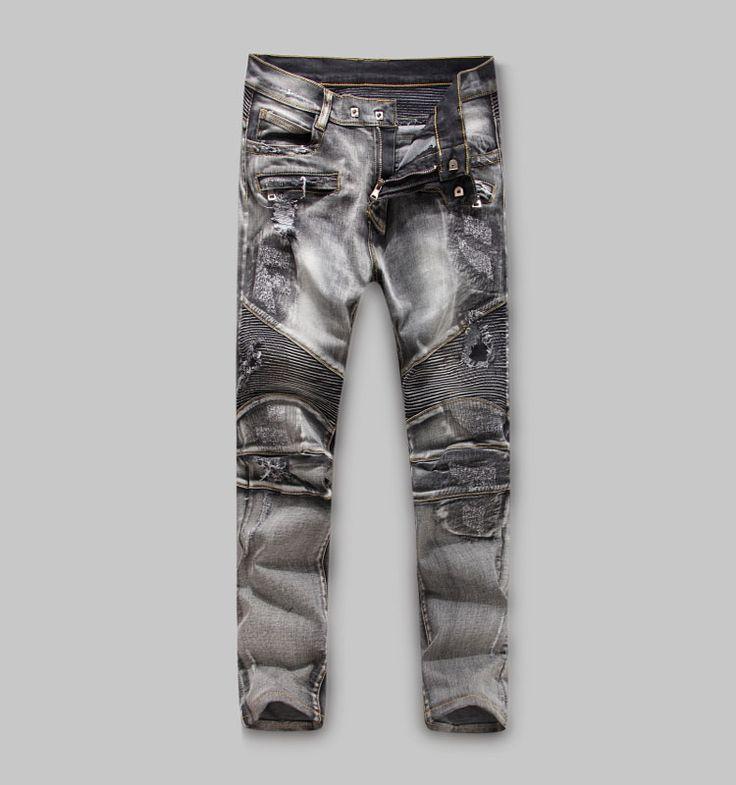 balmain jeans for men | Fashion Pierre Balmain Jeans For Sale