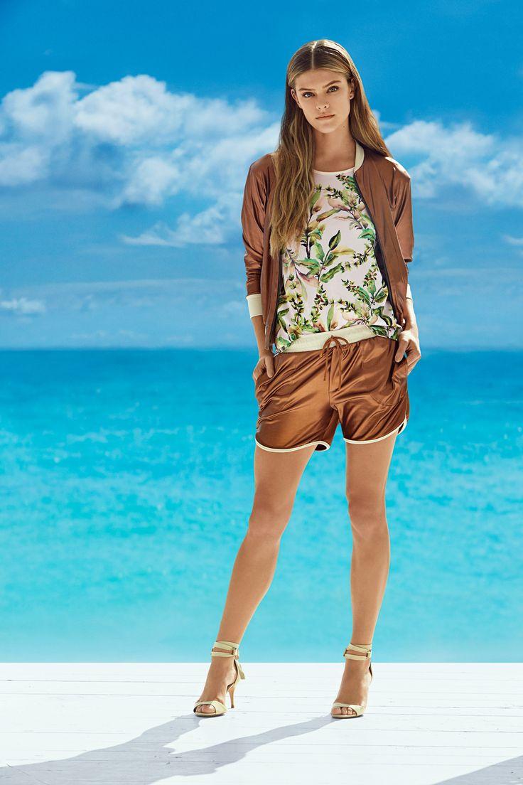 LIVE! Casual Endless 2017  #casual #praia #conjunto #summer #ninaagdal #sport #lookdodia