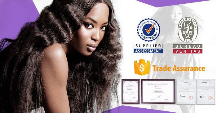 Free sample hair bundles, Remy human hair, Virgin brazilian human hair sew in weave