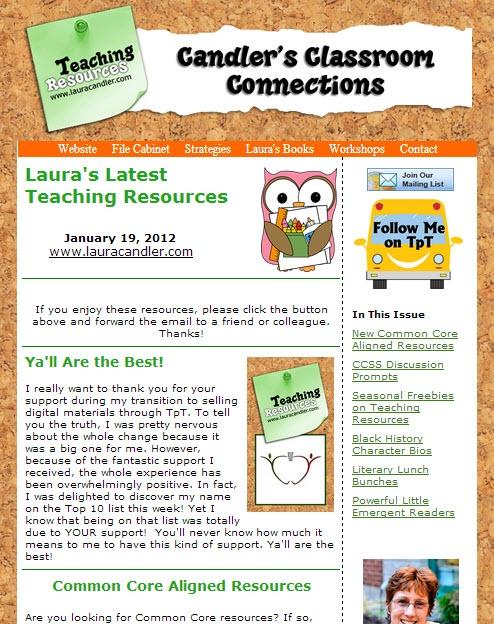 Best School  Newsletters Images On   Newsletter