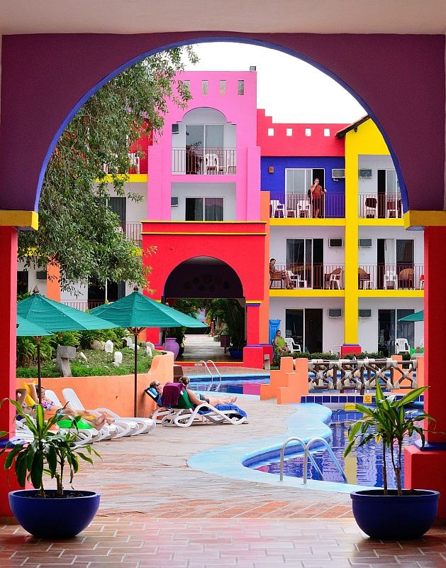 The Decameron Resort in Bucerias, Nayarit, Mexico - Admired by www.visit-vallarta.com