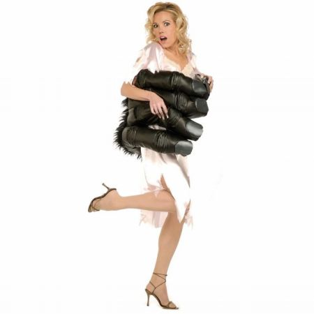 king kong captive costume idea funny halloween costume ideas for women halloween costumes - Best Halloween Costumes Female