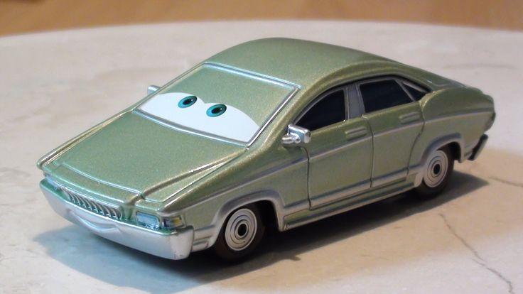 Patti Unboxing Video - Pixar Cars Price Guide - Disney PIXAR Cars
