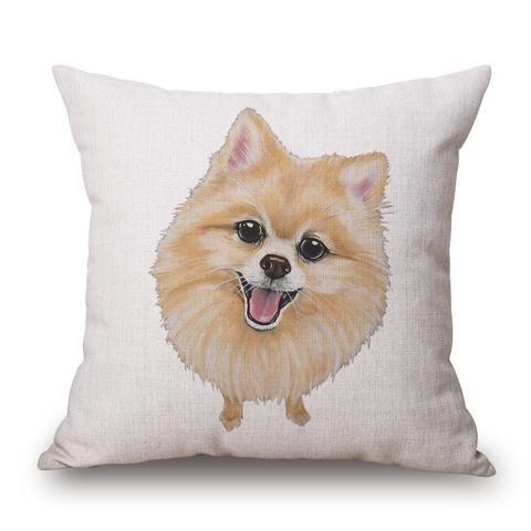 Cushion Cover - Pomeranian