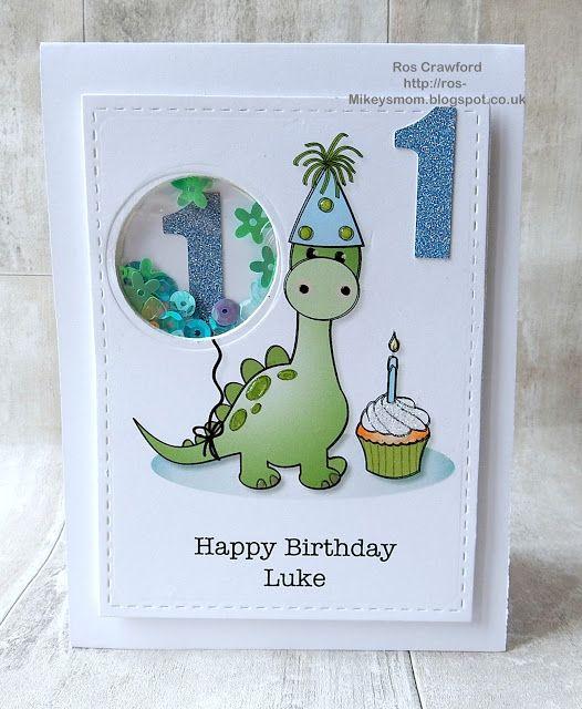 Mikey's Mom: 1st Birthday                                                       …