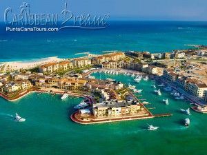 Top 10 Things to do in Punta Cana in the Dominican Republic - Discovery Cruise Punta Cana marina, pictured