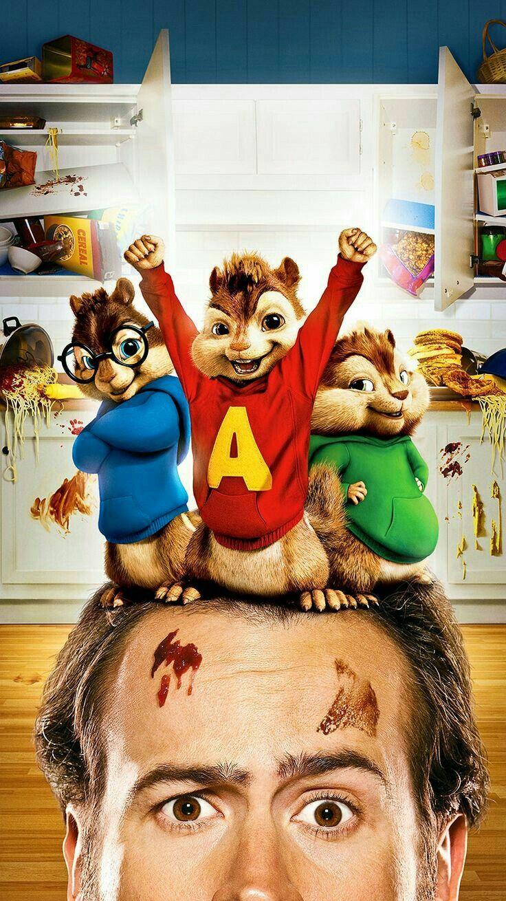 Pin By Carol Nascimento On Alvin Y Las Ardillas Alvin And The Chipmunks Chipmunks Alvin