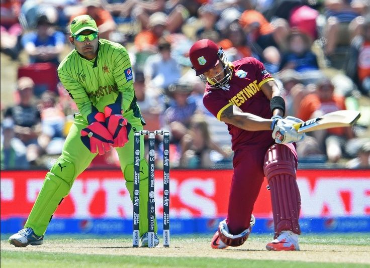 Target for PAKISTAN 311. WI 310/6, can WI defend it?  Pakistan vs West Indies at Christchurch, Cricket world cup 2014 -10th Match  #CWC2015 #WIvsPAK #CricketWorldCup