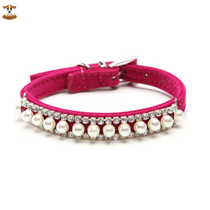 2016 Fashion Bling Pet Dog Accessories Pearl Puppy Cat Collar Rhinestone Crystal Dogs Necklace with Safety Belt 5 Color 3 Size // FREE Shipping //     Buy one here---> https://thepetscastle.com/2016-fashion-bling-pet-dog-accessories-pearl-puppy-cat-collar-rhinestone-crystal-dogs-necklace-with-safety-belt-5-color-3-size/    #lovecats #lovepuppies #lovekittens #furry #eyes #dogsitting