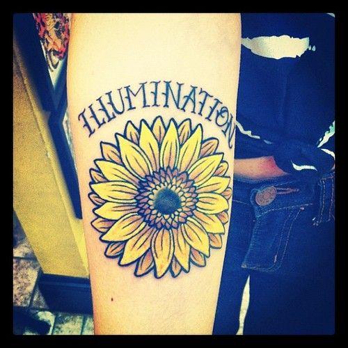 18 Unique Sunflower Tattoo Designs for Girls | Amazing Tattoo Ideas