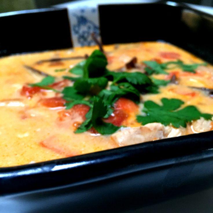 Zupa tajska - Patchwork