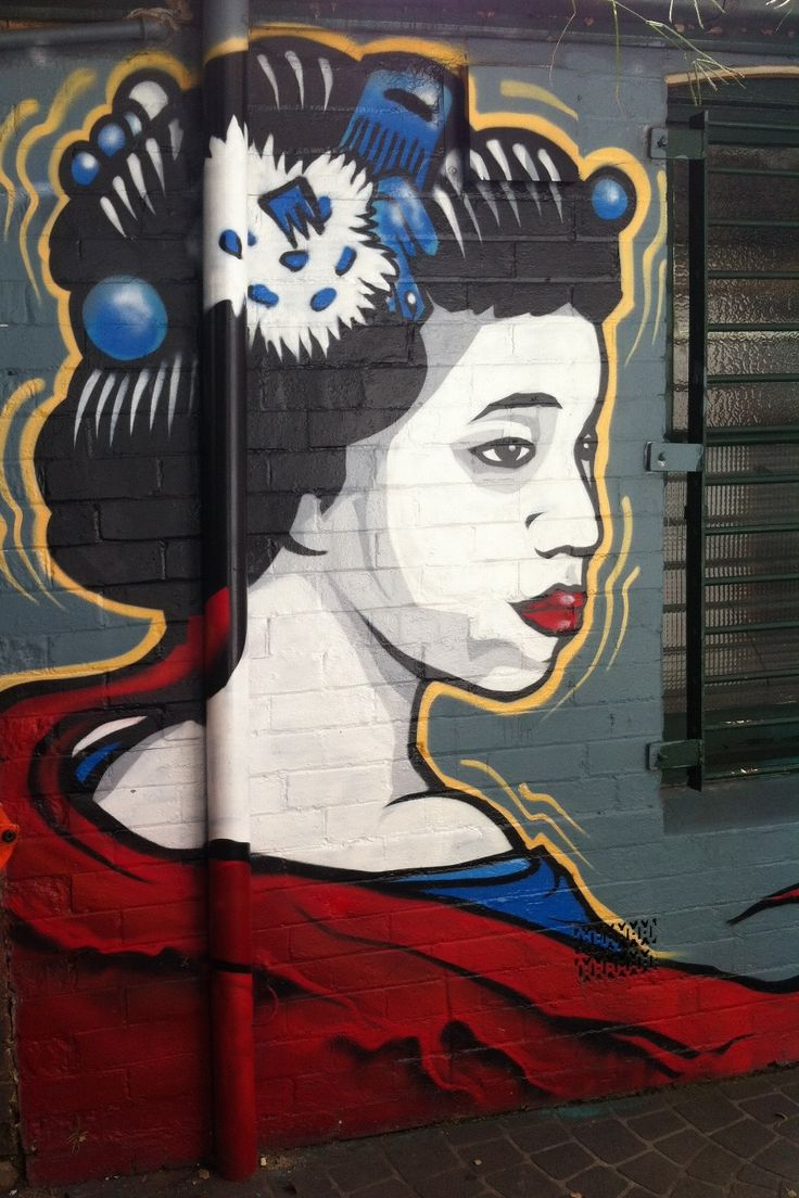 Street Art in Newtown Sydney