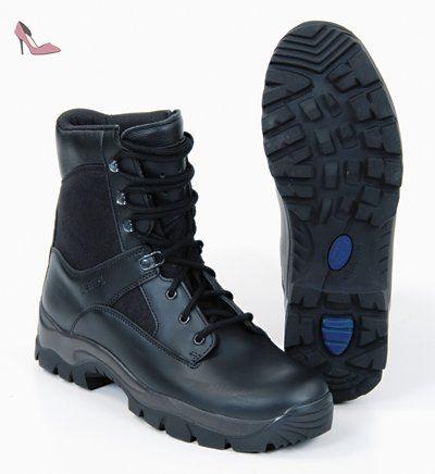 Meindl Tactical Boot Bottes MX–1# 3684, noir, 39 - Chaussures meindl (*Partner-Link)
