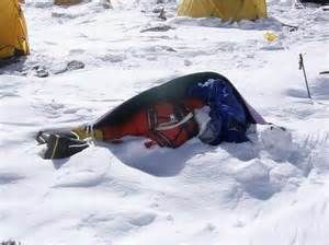 Bodies Left On Everest - Bing images