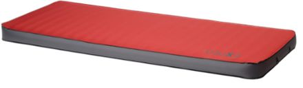 The Exped Mega Mat 10 sleeping pad is mega big and mega warm. Ideal for car camping, the 4 in. of padding gives you amazing insulation with an R-value of 9.5.