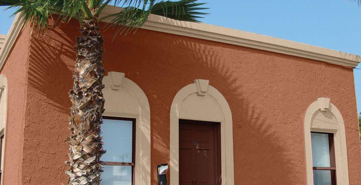 15 best images about exterior paint palettes on pinterest - Pintura exterior colores ...