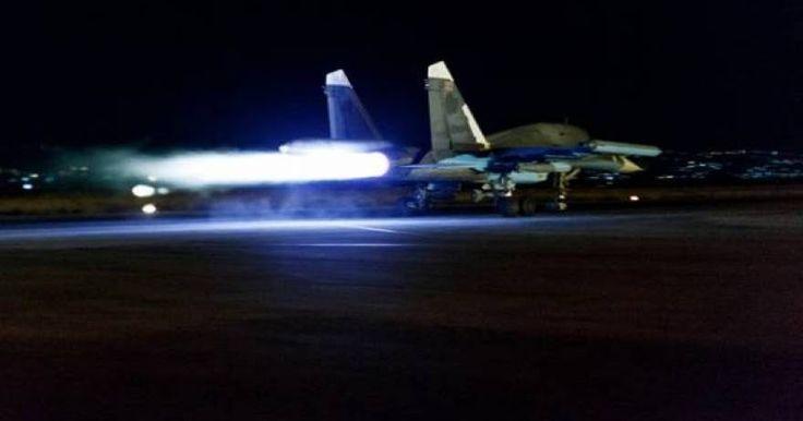 Συγγνώμη της Ουάσιγκτον για την προσέγγιση αμερικανικού αεροσκάφους με ρωσικό μαχητικό στη Συρία