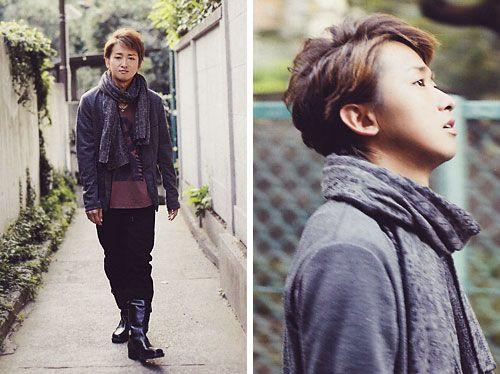 Satoshi Ohno, Arashi. 大野智, 嵐 from eyes-with-delight.tumblr.com