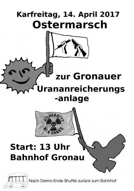 http://westcastor.blogsport.de/2017/03/26/es-ist-an-der-zeit-ostermarsch-2017-aktionen-am-karfreitag-14-4-2017-in-juelich-und-gronau/