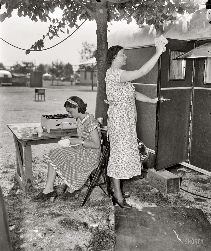 17 Best Images About Camping On Pinterest: 17 Best Images About Vintage Camping, 1930s-1940s On