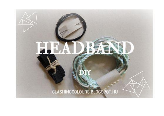 N A T U  - HEADBAND DIY