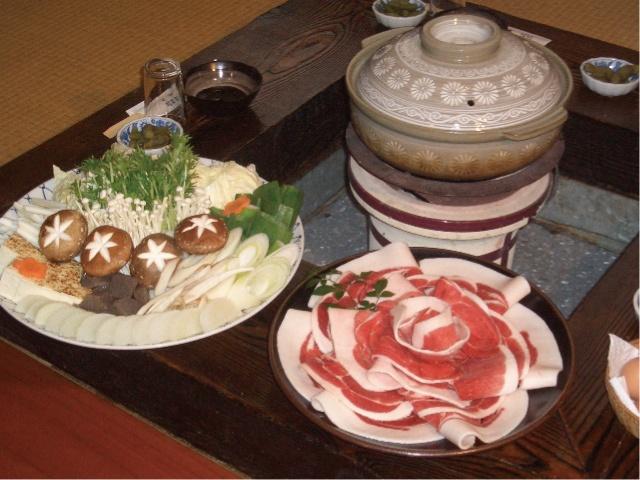 ぼたん鍋(奥栄)#sasayama
