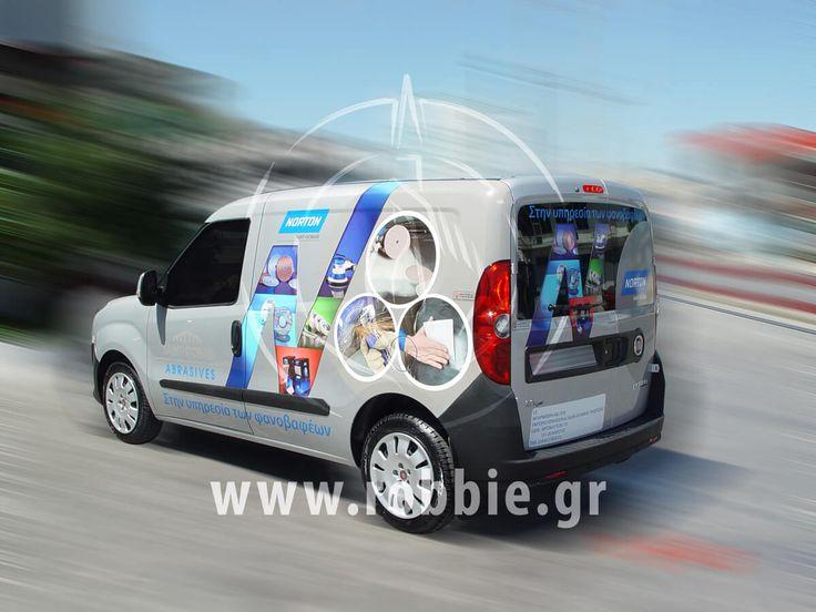 Norton / Κάλυψη οχημάτων // #Αυτοκόλλητα_Vector #Μερική_Κάλυψη #Σήμανση_Οχημάτων #Στόλοι_Εταιρειών #Ψηφιακές_Εκτυπώσεις #robbieadv #robbie_adinandout
