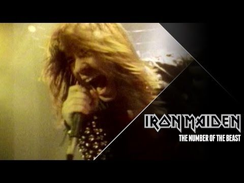 Bl0g: Iron Maiden - The Number Of The Beast