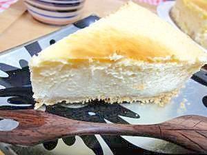 簡単♪しっとり濃厚ニューヨークチーズケーキ レシピ・作り方 by まの925|楽天レシピ