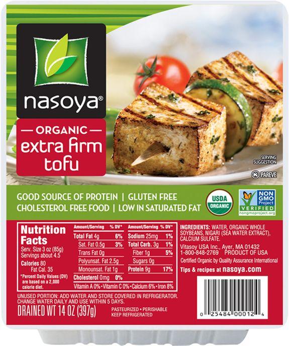 Organic Extra Firm Tofu