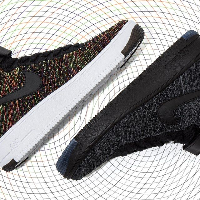Introducing the Lightest (and Coolest) Nike Air Force 1s Ever | GQ