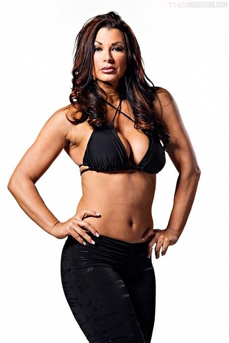 Tara Released from TNA Bleacher
