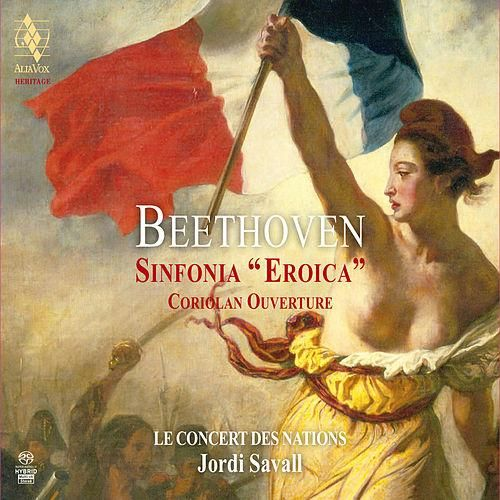 Beethoven: Sinfonia Eroica von Jordi Savall